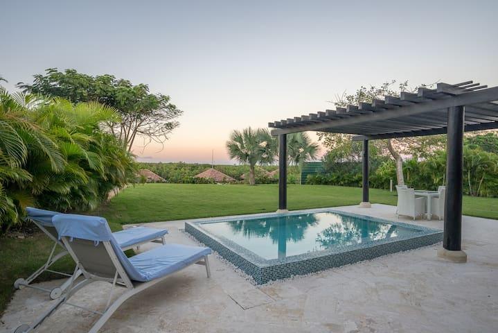 Las Tres Villas - Green Village Bungalow - Punta Cana - Bungalow