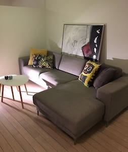 Nyrenoveret lejlighed, Gåafstand til centrum - Kolding - 公寓