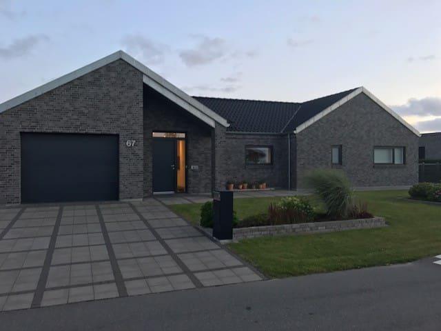 Modern - house -