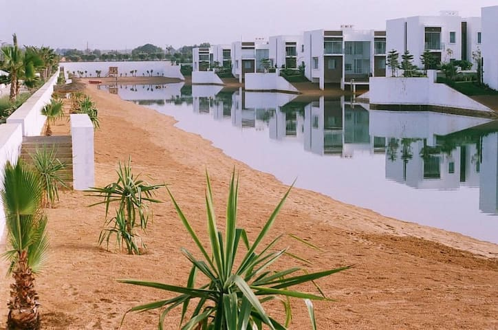 Eden Island Bouznika Oued Cherrat