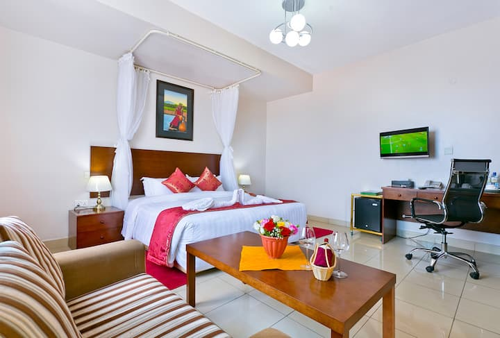 Mash Park Hotel(Standard Double Room)