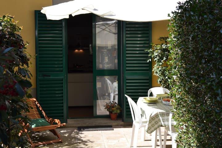 Affitto Casa Vacanze Populonia-Baratti - Piombino