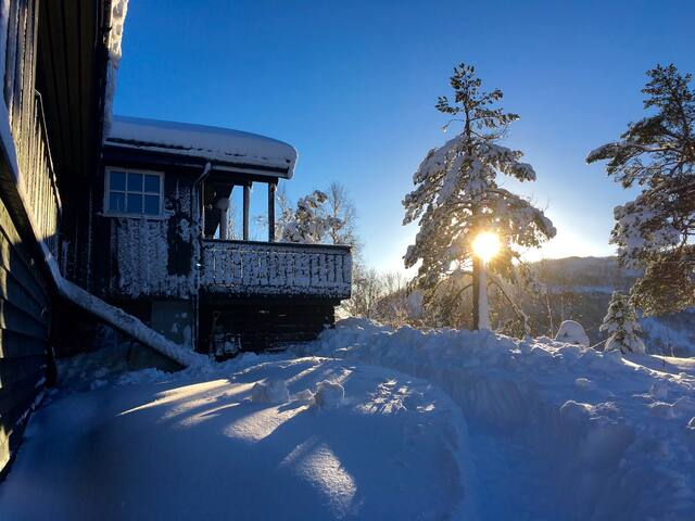 Mountain Cabin in Hardanger (Byrkjesete)