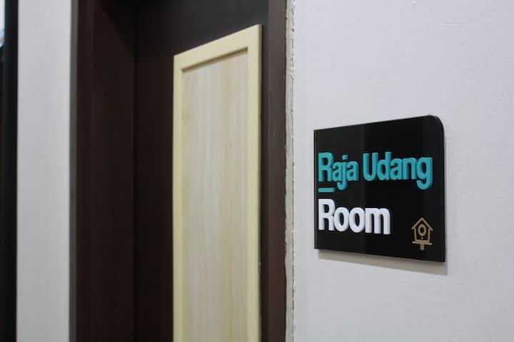 Brunei International Airport - RajaUdang Room