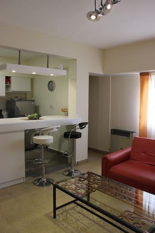 Muy Confortable Depto Zona Microcentro, hasta 4 p. - Bahía Blanca - Apto. en complejo residencial