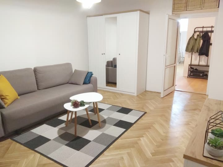Apartment with excellent location