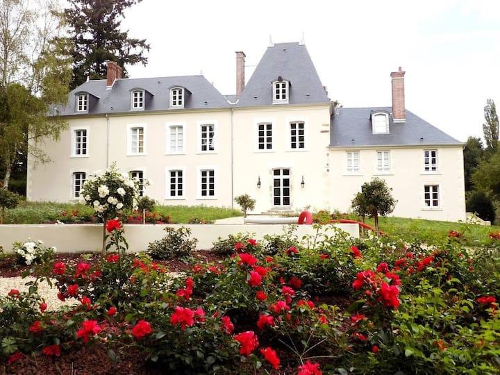 Privatisation du château de Moison