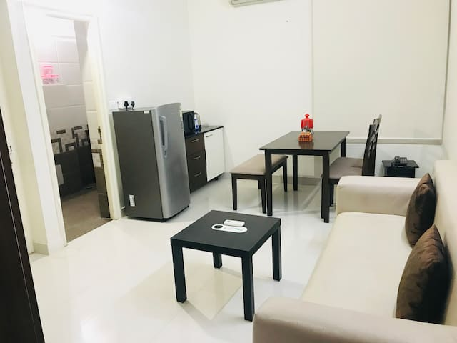 OLIVE Awesome Studio with Kitchen @ Hitech City