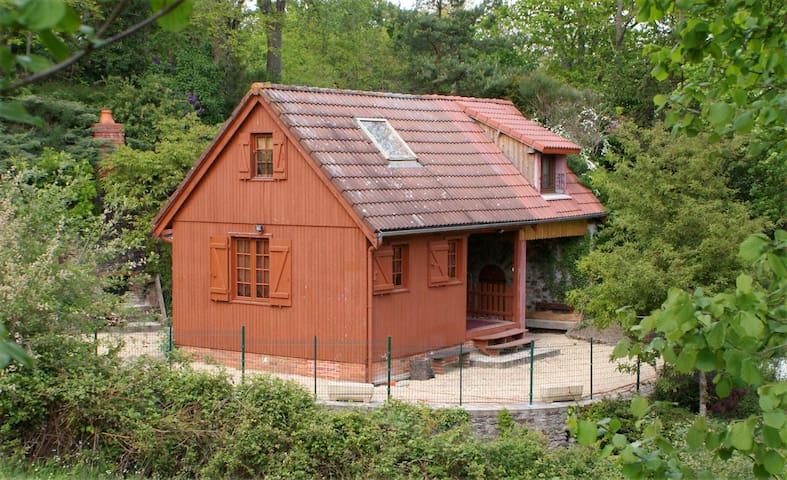 Gîte, chalet de la Cadurie - Loigné-sur-Mayenne