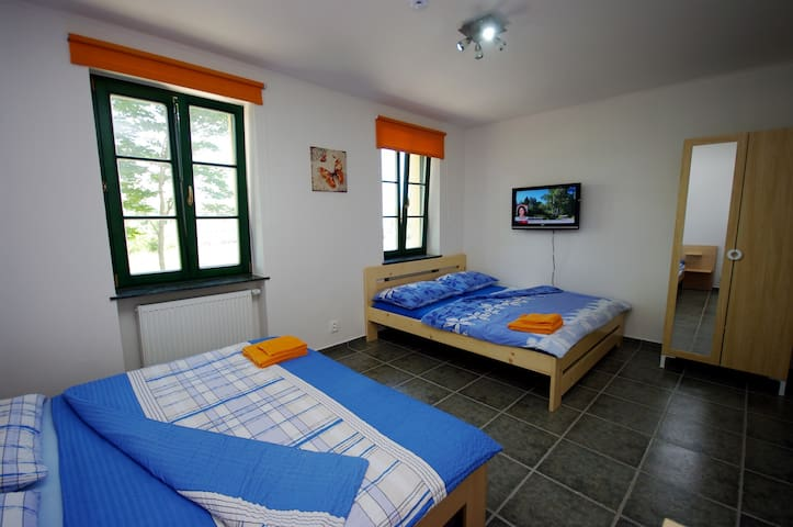 Pension Max Valtice - Valtice - Bed & Breakfast