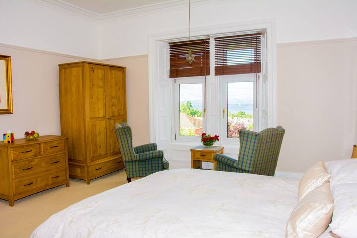 Lillian May, near St Andrews, UK - Newport-on-Tay - Bed & Breakfast