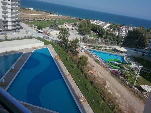 Dreamlife in Liparis Sunflowers - mersin - Apartemen