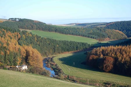Green Hope Guest House Suite - Scottish Borders - Bed & Breakfast
