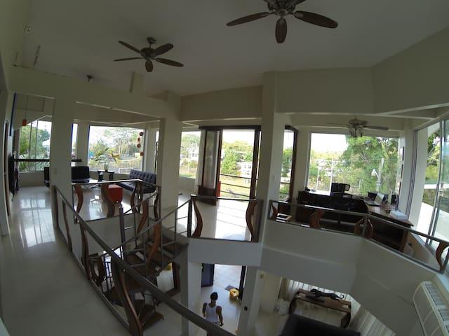 Second Floor Open Space