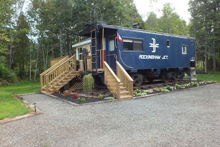 Blue Caboose-Boston & Maine 491 - Flat River