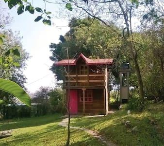 Cabaña de madera / San Agustín Etla - San Agustín Etla - 小木屋
