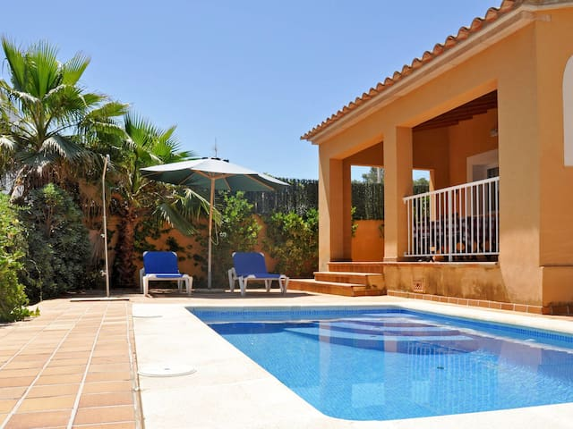 Holiday home in Cala Llombards for 4 persons