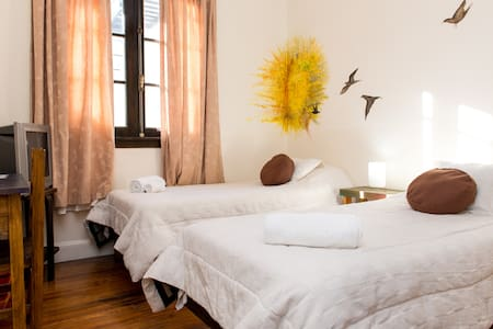 CENTRAL DOUBLE ROOM - Buenos Aires