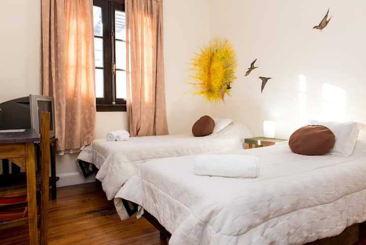 CENTRAL DOUBLE ROOM