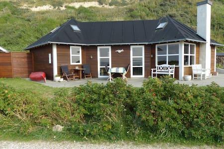 Hyggeligt sommerhus ved Limfjorden - Logstor - Cottage