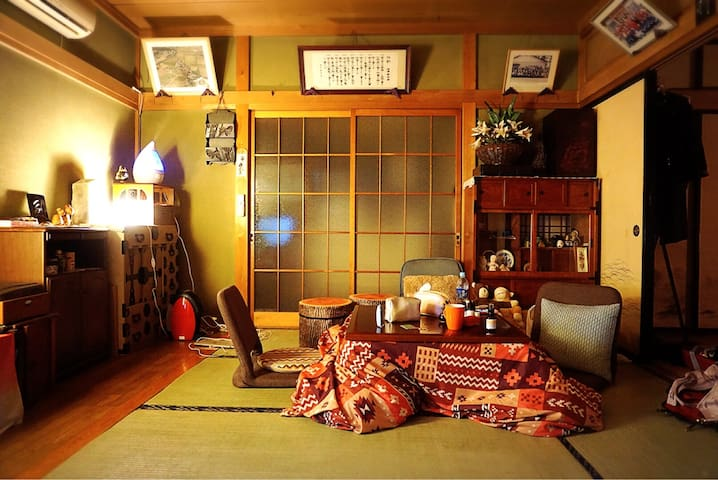 WELCOME TO JAPANESE HOUSE! - Kaminokawa, Kawachi District - Casa
