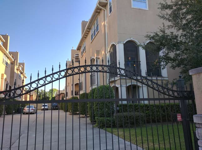 Townhome in galleria