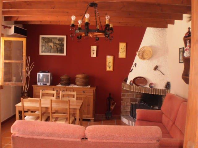 """Casa """"La Atalaya de Los Romanes""""( VTAR/MA/1092 ) - Viñuela - House"""