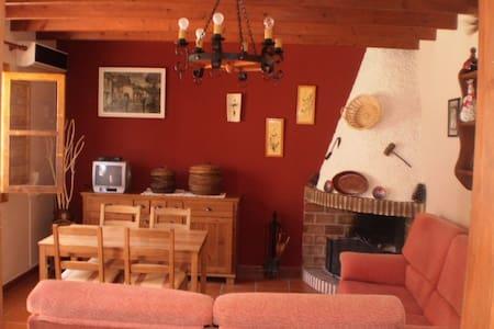 """Casa """"La Atalaya de Los Romanes""""( VTAR/MA/1092 ) - Viñuela"""