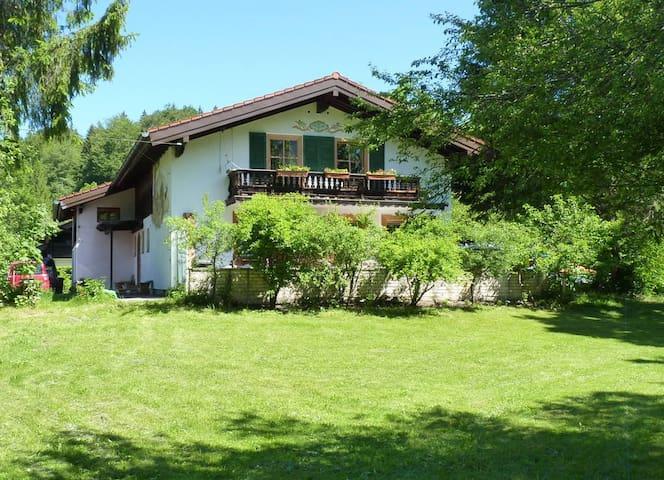 Ländliche Ferienwohnung in Geitau - Bayrischzell