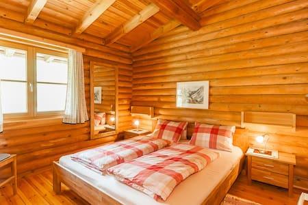 Romantische Hütte mit Talblick - Telfs