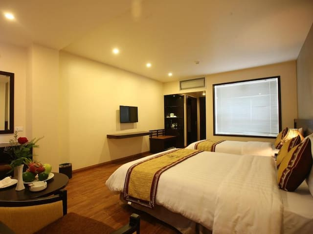 Best 3 star hotel room near by Binh Harbour - Hai Phong - Jiné