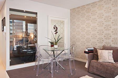 Chic City Centre Apartment - Perth