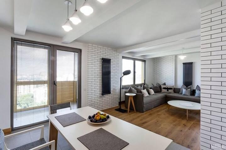 Bel appartement moderne - Paris - Apartment