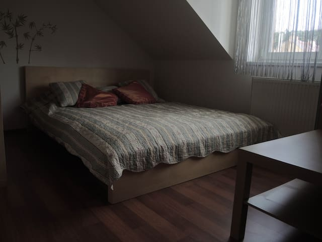Sunny flat near the city center - Praag - Appartement