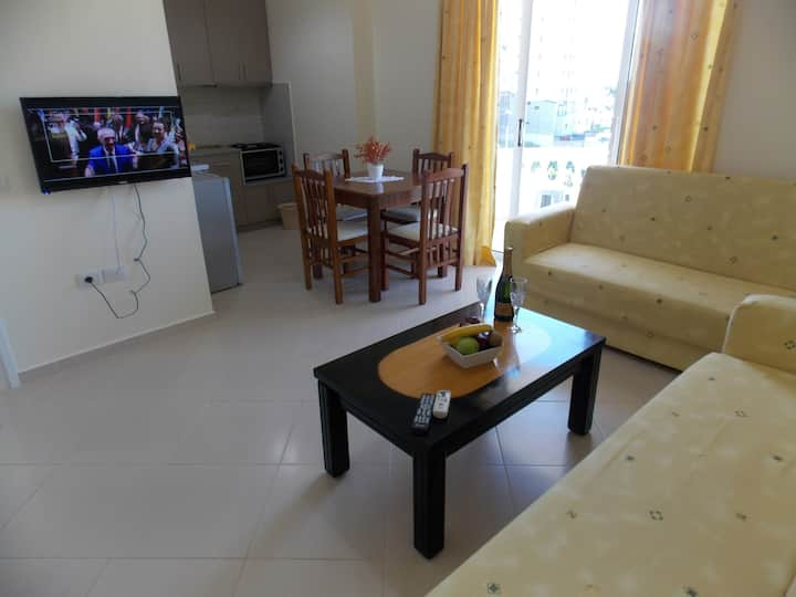 Apartment with Sea View in Relax Apts Saranda