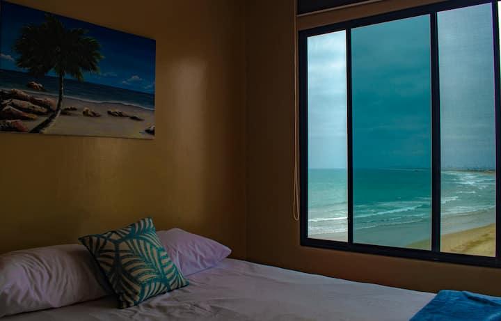 """""""Estrella de Mar"""" - Private bedroom - Casa Miramar"""