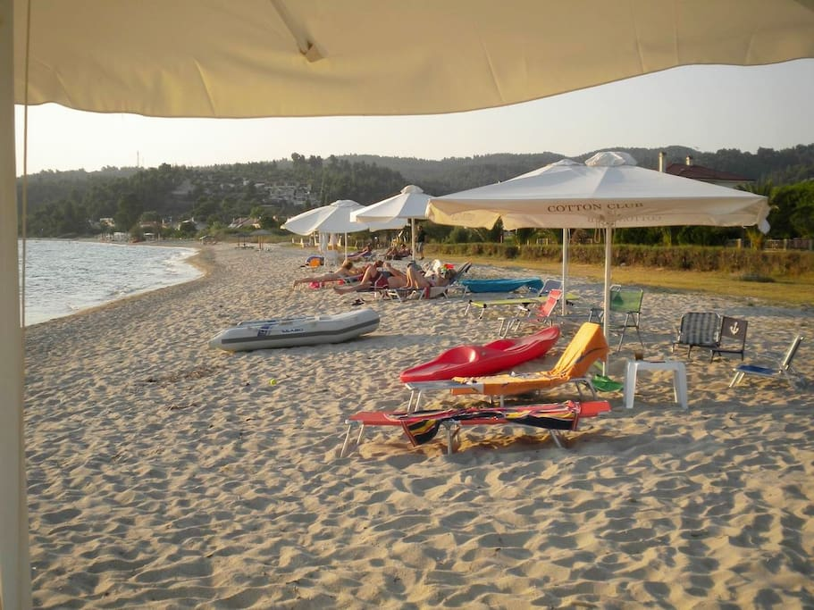 Private Serene Beach