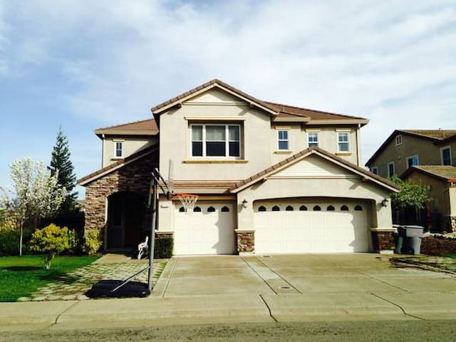 Awesome Family Home in Rocklin - Rocklin - Casa