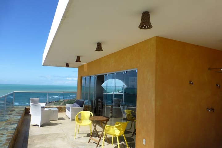 Villa on the beach + swimming pool - Tibau do Sul