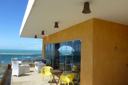 Villa on the beach + swimming pool - Tibau do Sul - Huvila