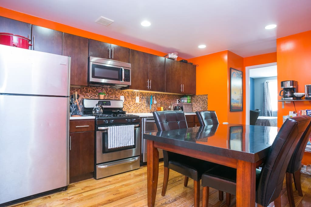 Privateroom in beautiful brownstone appartements louer - Bel appartement de ville brooklyn new york ...
