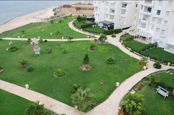 A beautiful apartment located near to beach