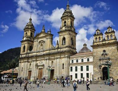 Maria's Loft in Galerias - Bogota - Loft