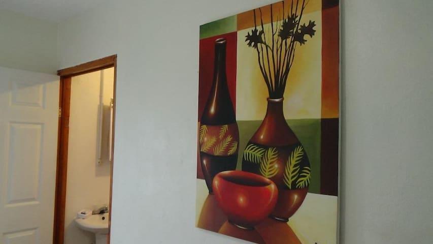 Triple Room Great for Group Travel - Belmopan - Rumah Tamu