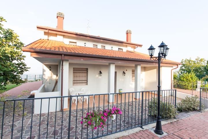 Villa Silvana una villa a 5 stelle!!