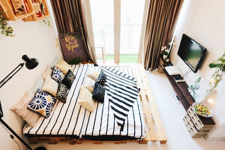 KLCC 4-8pax Cozy 2BR Suite, 3mins to TwinTowers