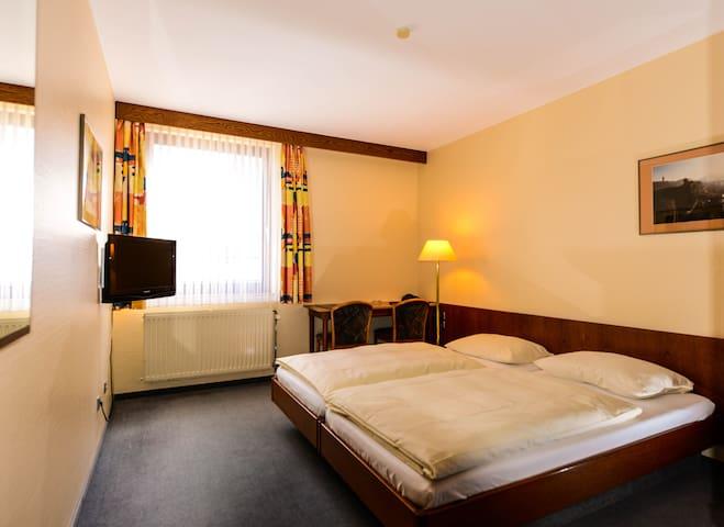 Double room # 43