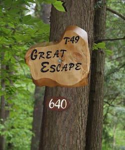The Great Escape! - Rochester