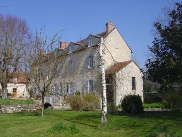 Entre Blois et Chambord