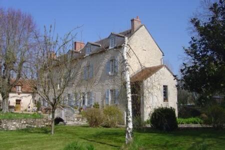 Entre Blois et Chambord - Suèvres